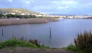 Voce di megaride dal giornale on line denunce ed for Lago lucrino
